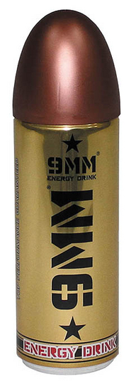 9mm energiajuoma 250ml
